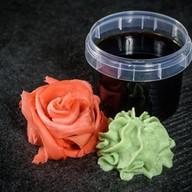 Набор приправ для суши и роллов Фото