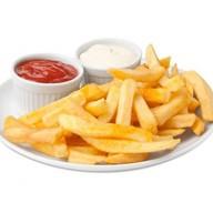 Картофель фри + спайси соус Фото