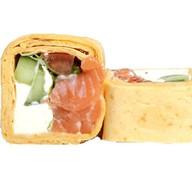 Тортилья с лососем Фото