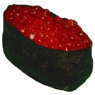 Cуши с красной икрой (лосось) Фото