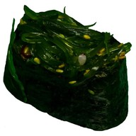 Cуши с чука салатом Фото