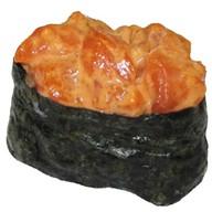 Спайси суши с лососем Фото