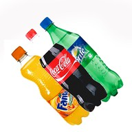 Coca-сola, sprite, fanta Фото