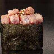 Запечённые суши с тунцом Фото