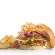 Куриный сэндвич Джек Дэниэлс Фото