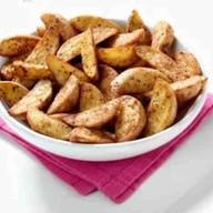 Картофель печеный Фото