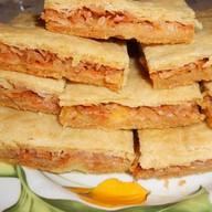 Пирожки слоеные с капустой Фото