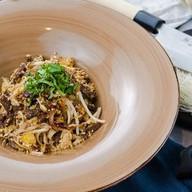 Лапша по-тайски с говядиной Фото