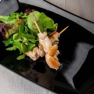 Шашлычок из лосося Фото