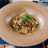 Лапша по-тайски с курицей Фото