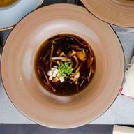 Кисло-острый суп Фото