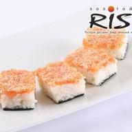 Суши Оси-Дзуси с лососем Фото