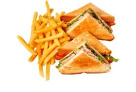 Французский сендвич - Фото