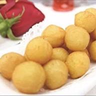 Картофельные шарики во фритюре Фото