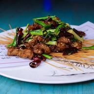 Филе телятины во фритюре с кунжутом Фото