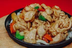 Курица wok - Фото