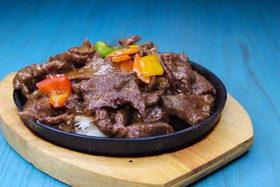 Говядина wok - Фото