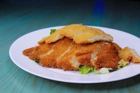 Филе куриное в сухарях - Фото