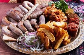 Мясное пиршество Генацвале - Фото