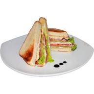 Сэндвич с беконом Фото