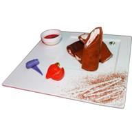 Шоколадные блинчики Фото