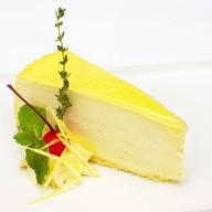 Чизкейк лимон Фото
