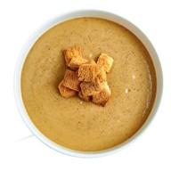 Крем-суп из шампиньнов Фото