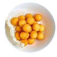 Картофельные шарики крокеты Фото