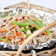Свинина с овощами по-цинхайски Фото
