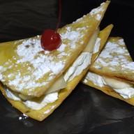 Лайтовый десертик Фото
