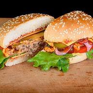 Star burger beef Фото
