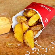 Картофельные дольки Фото