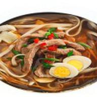 Рамэн суп Фото