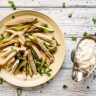 Любимый салат Фото