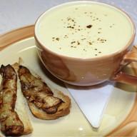 Суп-крем капучино Фото