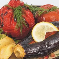 Овощи в тандыре Фото