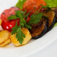Печеные овощи Фото
