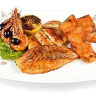 Рыбное ассорти Фото