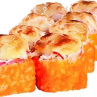 Запеченный с сыром Фото
