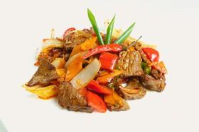 Пикантная говядина с овощами - Фото