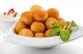 Картофельные крокеты - Фото