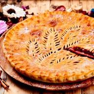 Осетинский пирог с лесными ягодами Фото
