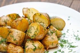 Картофель отварной - Фото