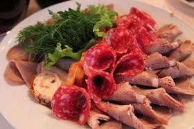 Ассорти мясное - Фото