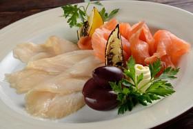 Ассорти рыбное - Фото