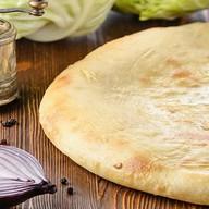 Осетинский пирог с картофелем и капустой Фото