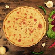 Осетинский пирог с мясом и перцем Фото