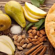 Осетинский пирог с грушей Фото