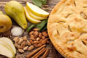 Осетинский пирог с грушей - Фото