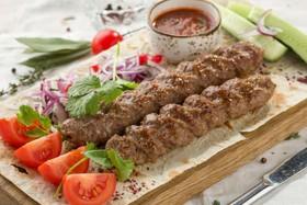 Люля–кебаб из свинины - Фото